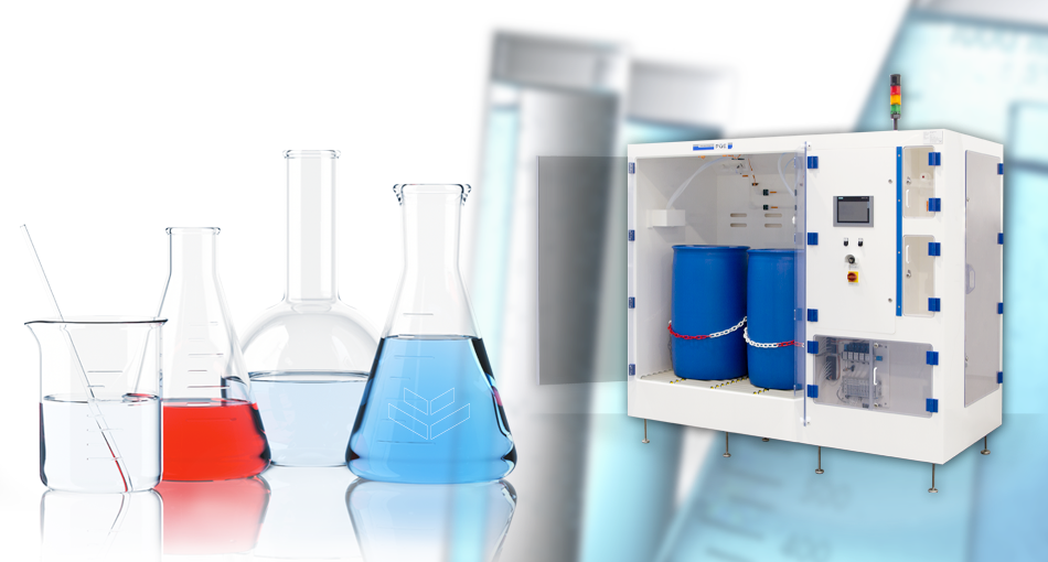 Puerstinger Chemical Supply System Drum